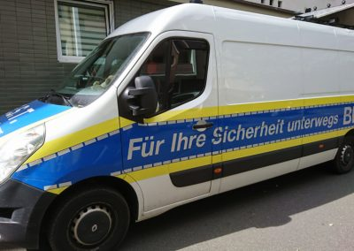 BF3 Schwertransport