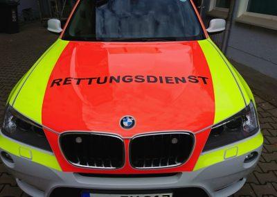 BMWX3Rettungsdienst