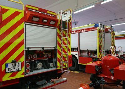 Feuerwehrdesign